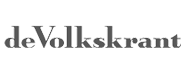 Volkskrant logo glasbewassing