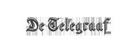 Telegraaf logo glasbewassing